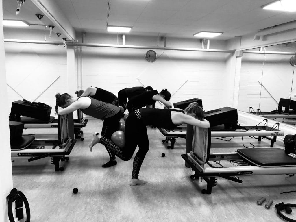 Barre Pilates i Aalborg Pilates Studio