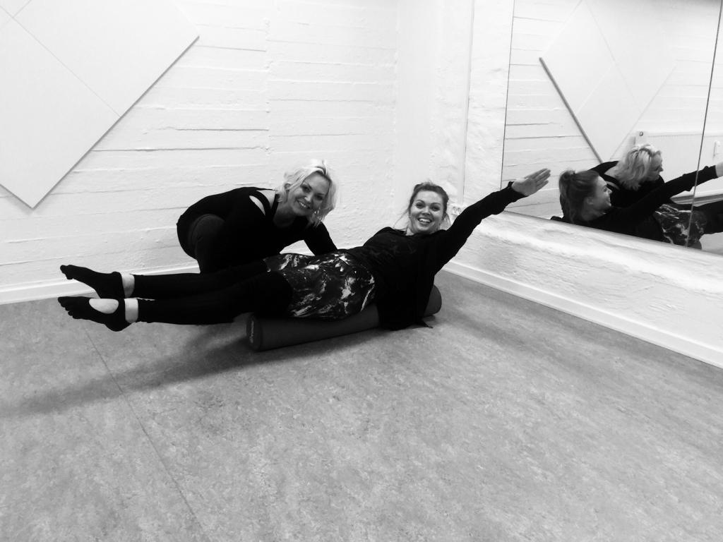 Enetime, personlig træning v. Aalborg Pilates Studio
