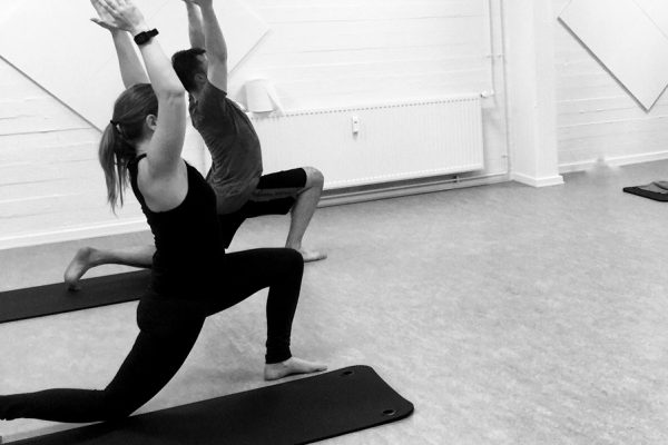 MediYoga og Yoga hos Aalborg Pilates Studio
